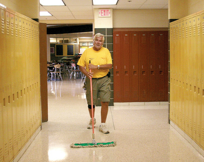 Perryville High School custodian ready for his 60th first ...